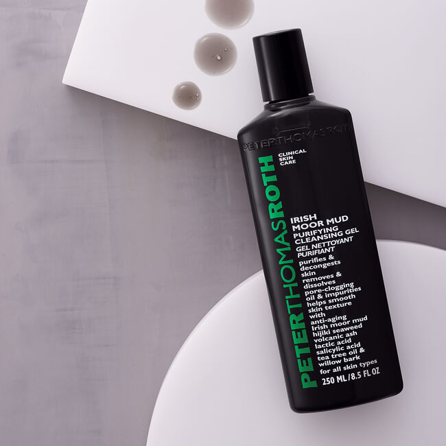 Peter Thomas Roth - Irish Moor Mud Purifying Cleansing Gel