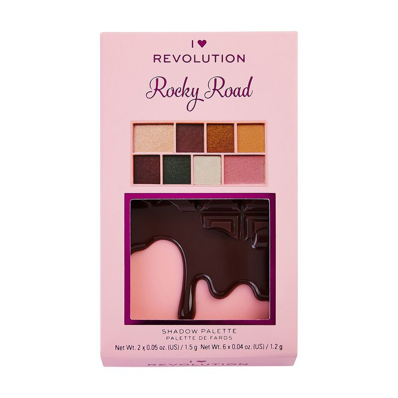 null - Rocky Road Mini Chocolate Palette