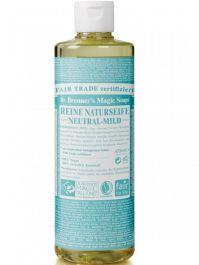 Rite AidBack To Top - Dr. Bronner's Pure-Castile Soap, 18-in-1 Hemp Unscented Baby-Mild - 16 fl oz