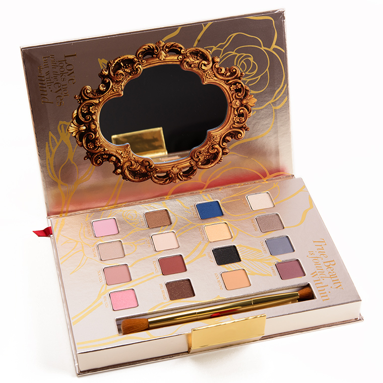 LORAC - LORAC Beauty and the Beast PRO Eyeshadow Palette Review, Photos, Swatches