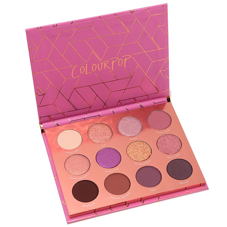 Colour Pop - 12-Pan Pressed Powder Shadow Palette