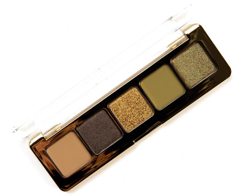 Natasha Denona - Natasha Denona Gold Mini Eyeshadow Palette Review & Swatches