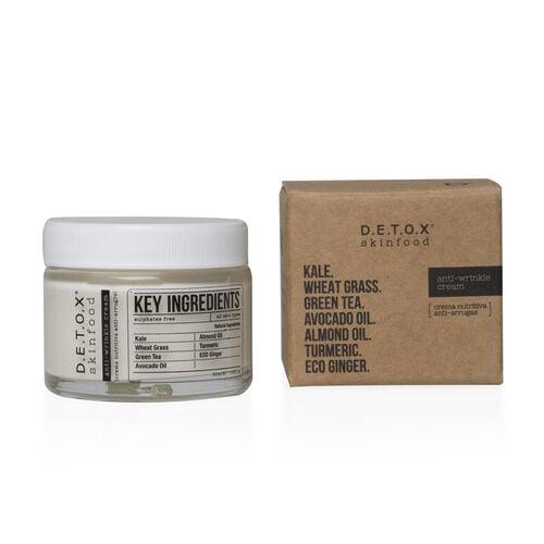 D.E.T.O.X Skinfood - Anti Wrinkle Cream