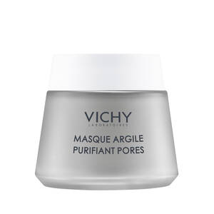 null - Pore Purifying Clay Mask - Face Care | Vichy Laboratories