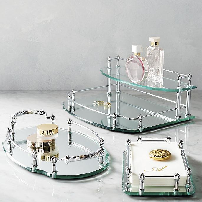 Belmont - Belmont Personalized Vanity Trays