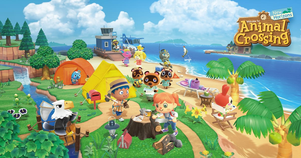 null - Animal Crossing™: New Horizons for the Nintendo Switch™ system – Official Site