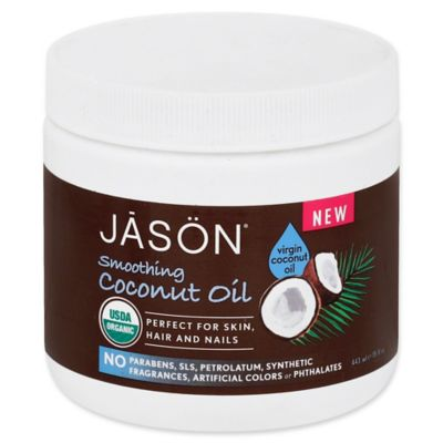 Jason - Jason® Smoothing 15 fl. oz. Coconut Oil