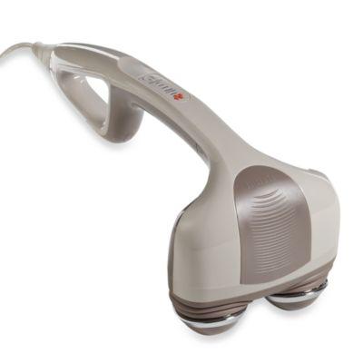Homedics - HoMedics® Percussion Action Handheld Massager with Heat