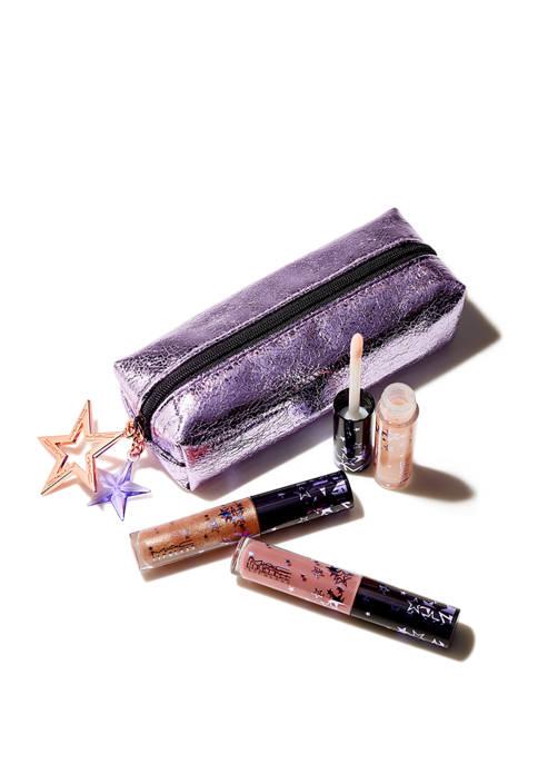MAC - Lucky Stars Lip Gloss Kit: Neutral - Value $44