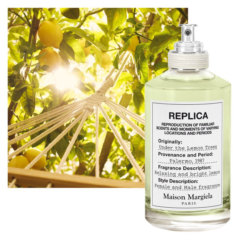 null - REPLICA Under the Lemon Trees Eau de toilette