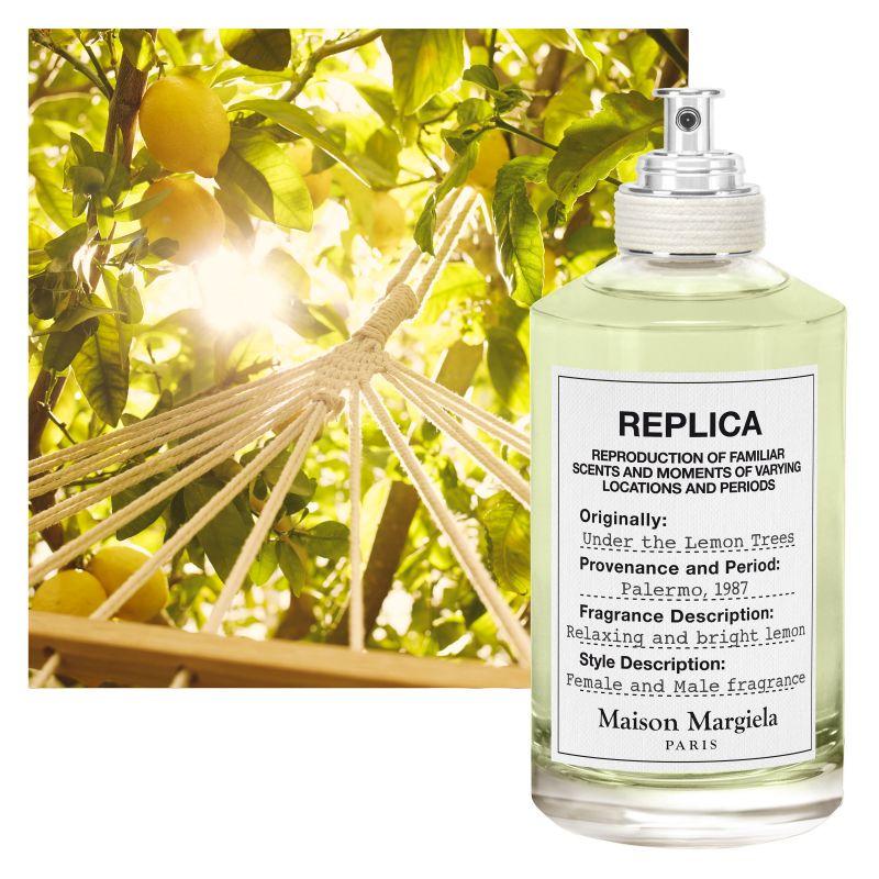 null - REPLICA Under the Lemon Trees Eau de toilette