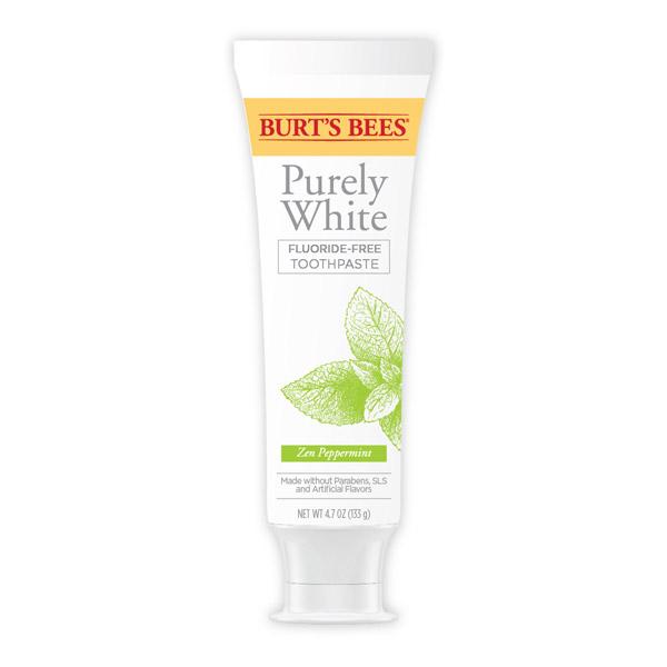 null - Purely White Zen Peppermint Toothpaste Fluoride-Free