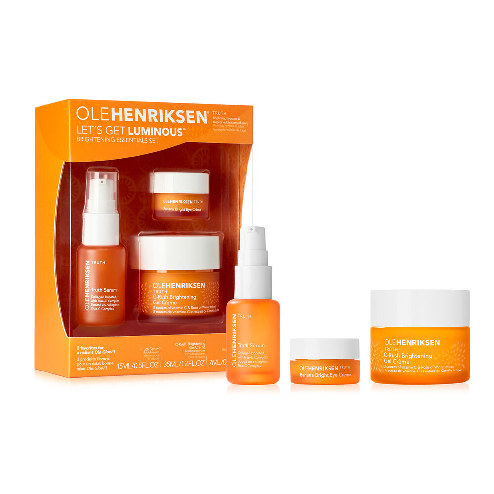 Ole Hendriksen - Let's Get Luminous Brightening Vitamin C Essentials Set