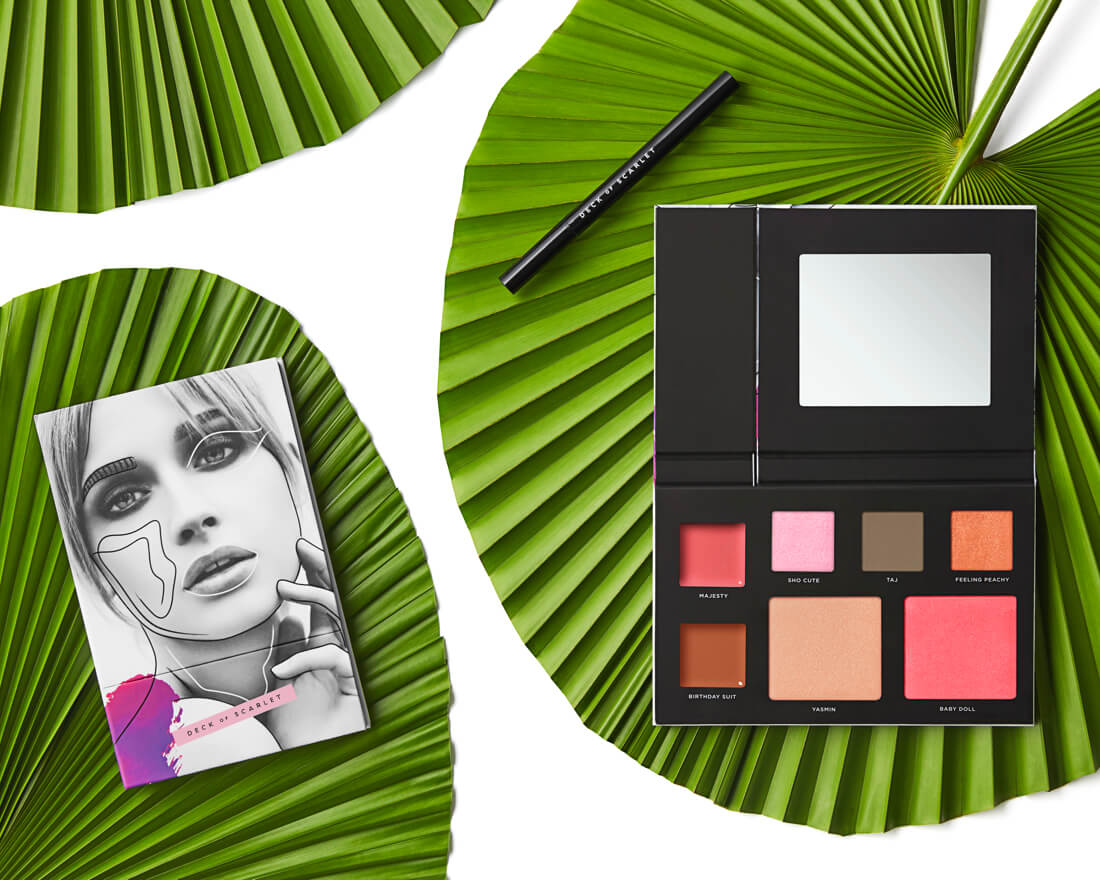 null - Discover Multiple Makeup Looks Every Month for $29.95 | Deck of Scarlet Makeup Subscription