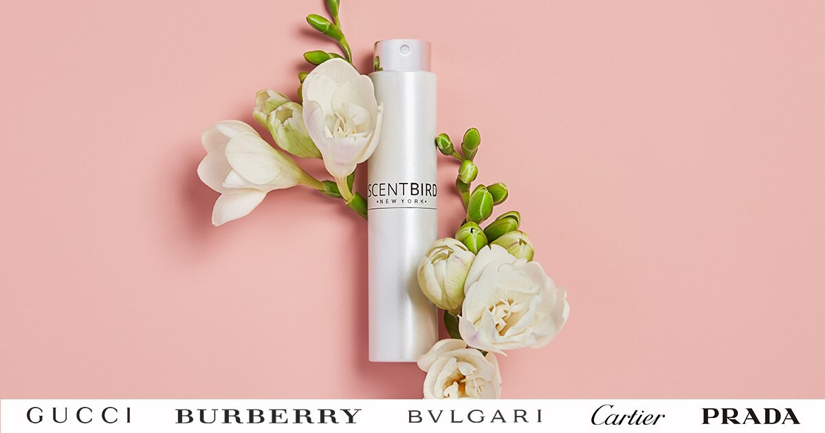 Scentbird - Monthly Perfume Subscription Box