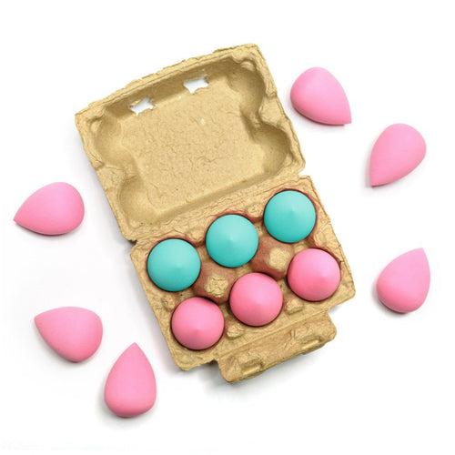 null - Blending Egg Beauty Sponges