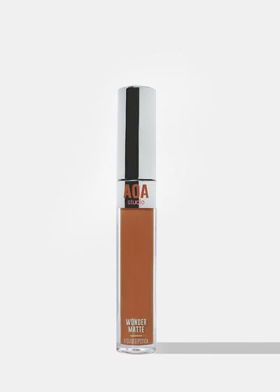 AOA - Wonder Matte Liquid Lipstick, Bombshell