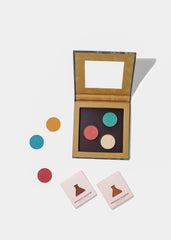 null - a2o Imma Beach Eyeshadow Kit