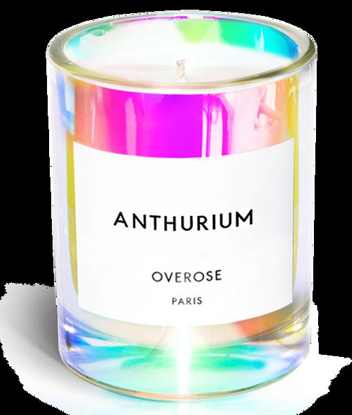 Overose Holo Anthurium