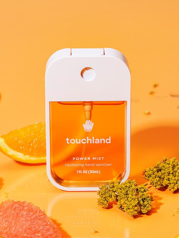 TouchLand - Power Mist Citrus