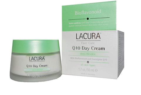 Lacura - Lacura Day Face Cream Q10 Anti-Wrinkle