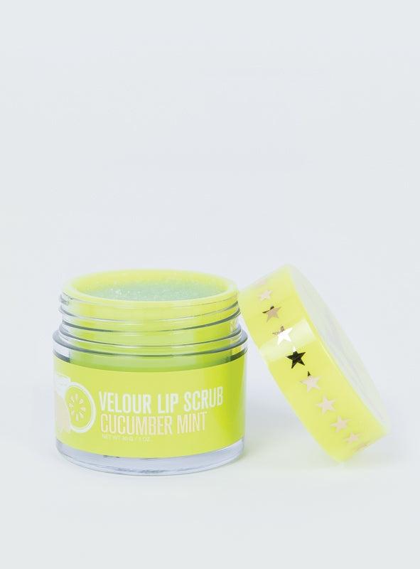 Jeffree Star Cosmetics - Jeffree Star Cosmetics Velour Lip Scrub Cucumber Mint