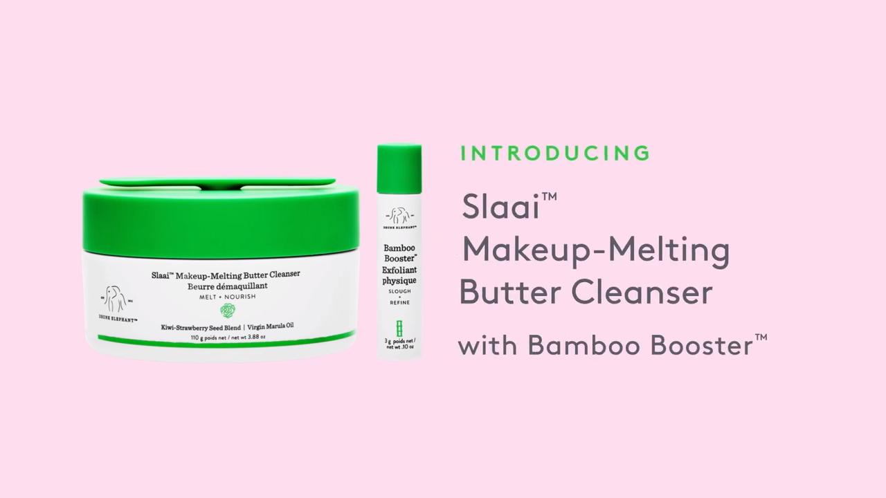 Drunk Elephant - Slaai Makeup-Melting Butter Cleanser