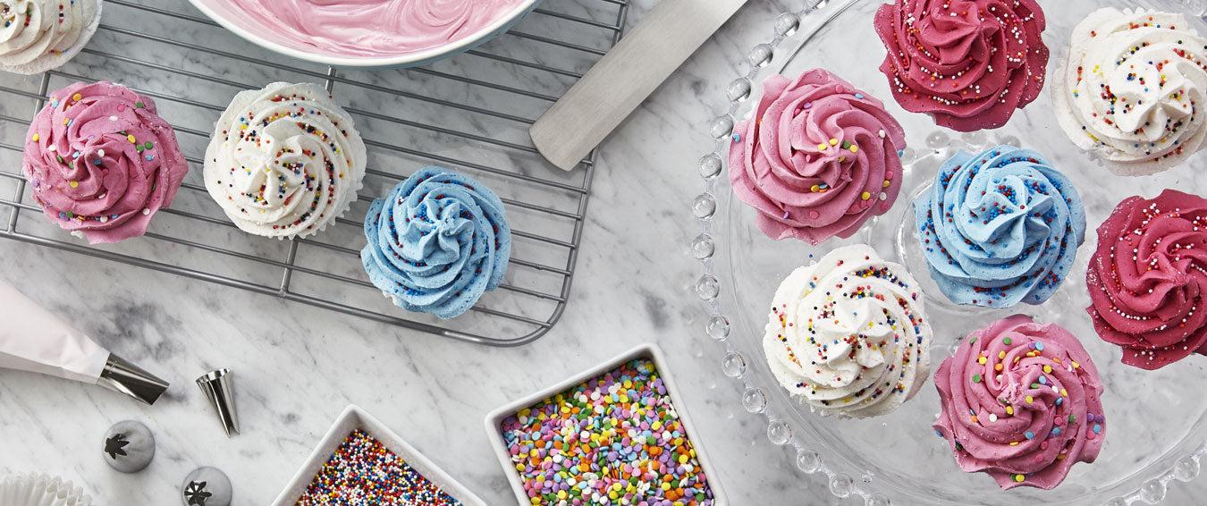 null - Bubble Bath Cupcakes