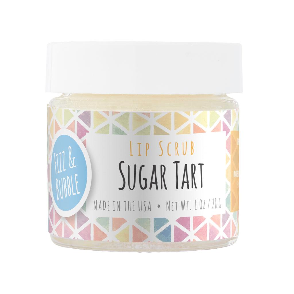 Fizz and Bubble - Sugar Tart Lip Scrub