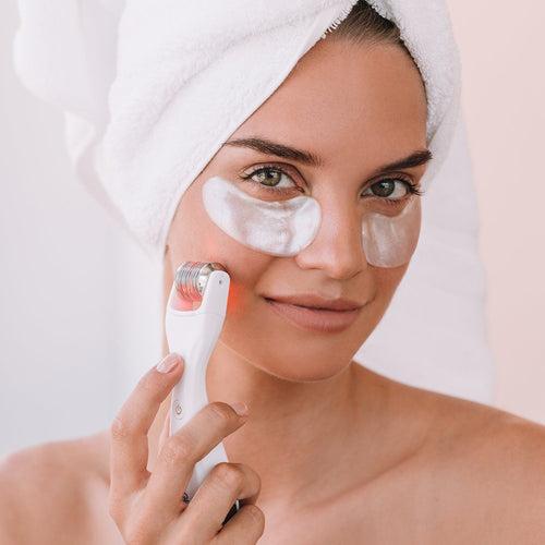 BeautyBio - Illuminating Colloidal Silver + Collagen Eye Patches