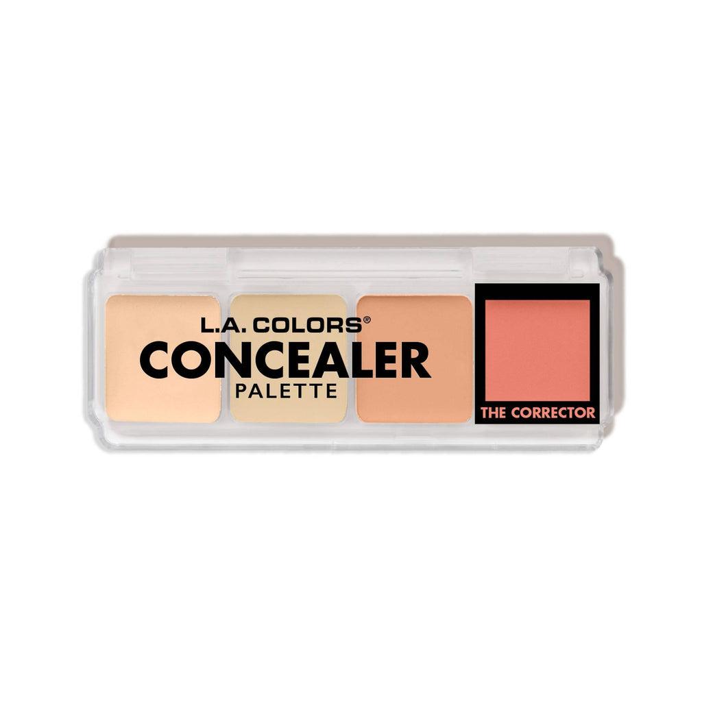L.A. COLORS - Concealer Palette (carded)