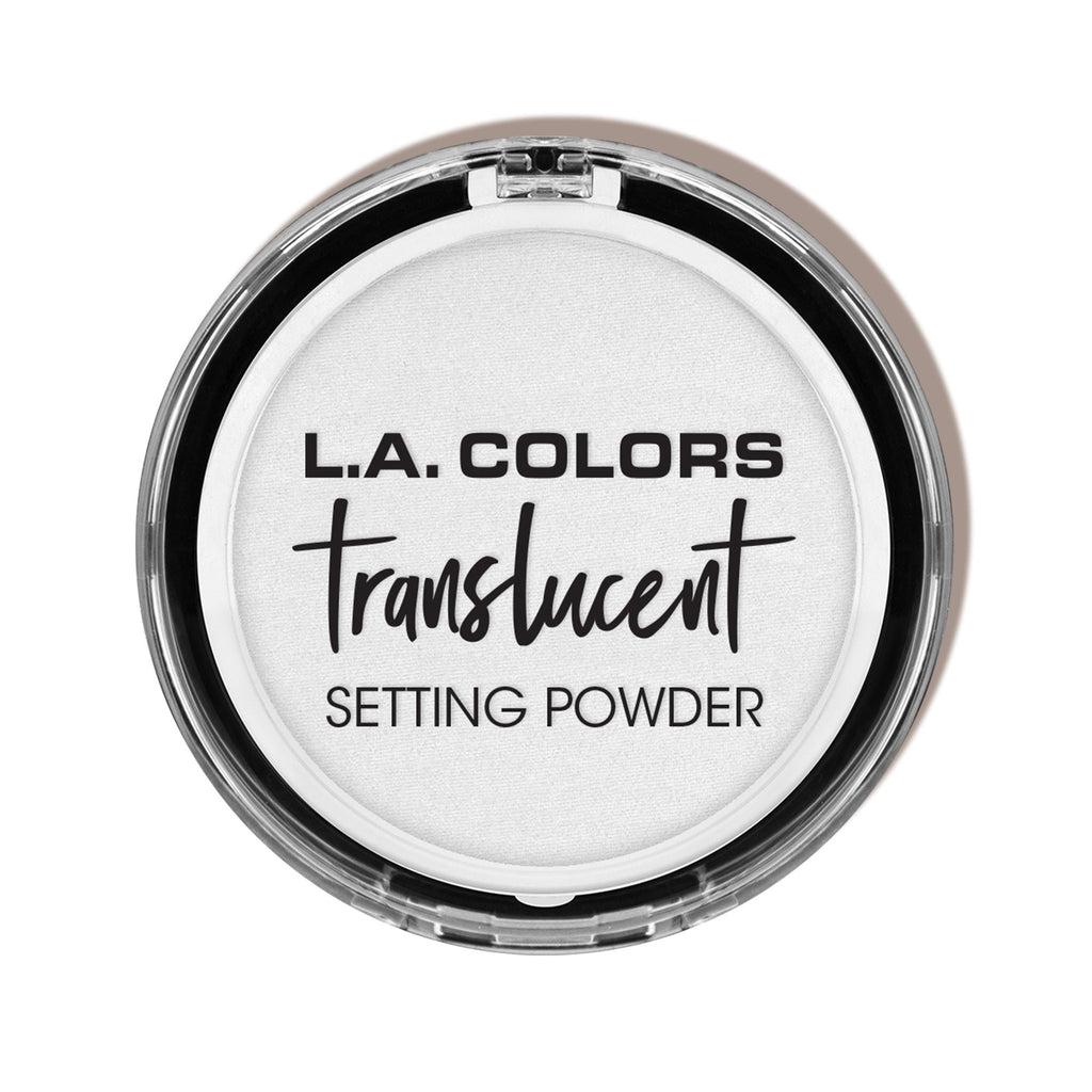 L.A. COLORS - Translucent Pressed Setting Powder
