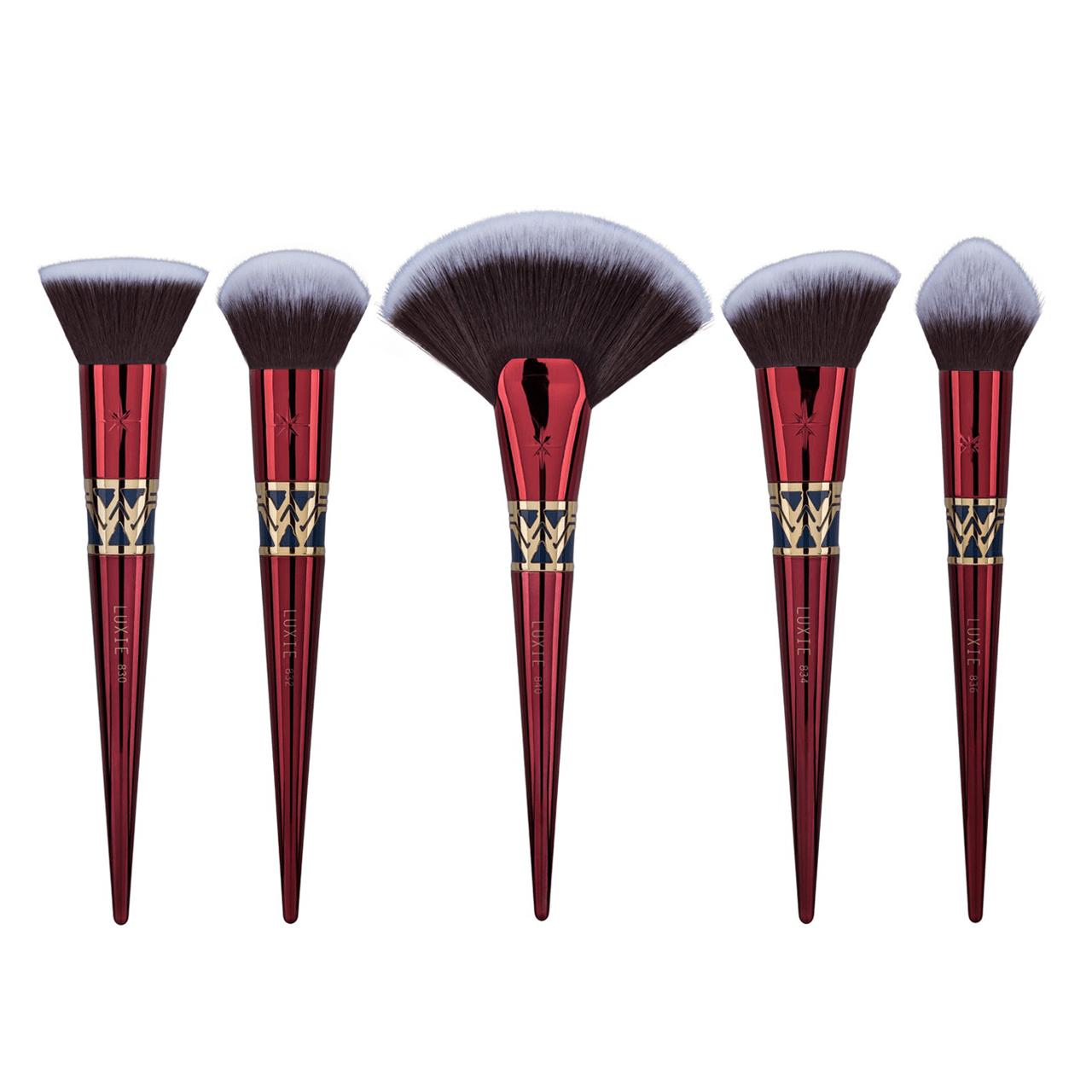 Luxie - Wonder Woman Brush Set