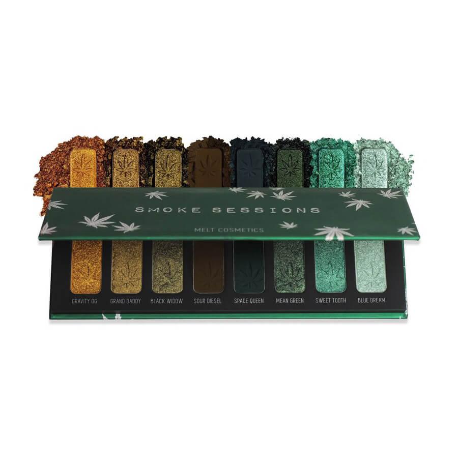 Melt Cosmetics Smoke Sessions Eyeshadow Palette