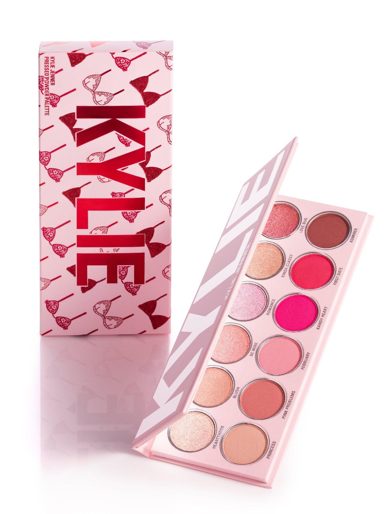 Kylie Cosmetics - The Valentine Palette