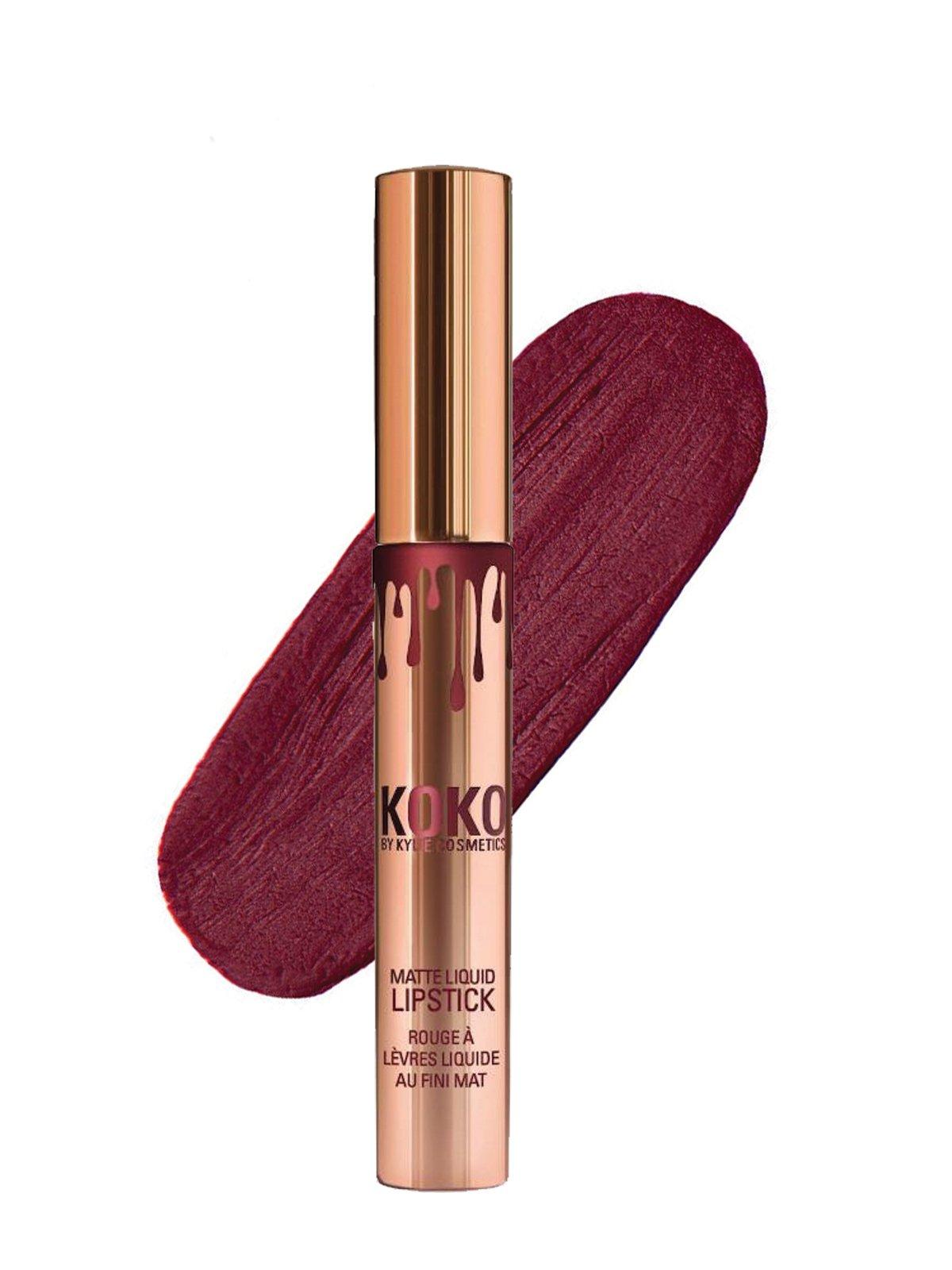 Kylie Cosmetics  - Matte Liquid Lipstick, Gorg