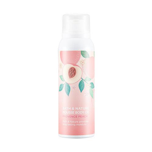 Nature Republic - Provence Peach Mousse Body Oil