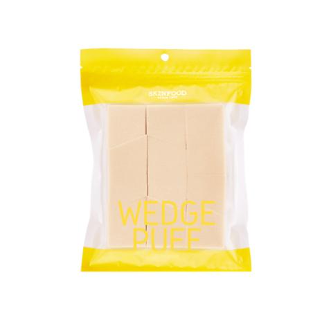 null - Wedge Puff Sponge (12 Pcs)