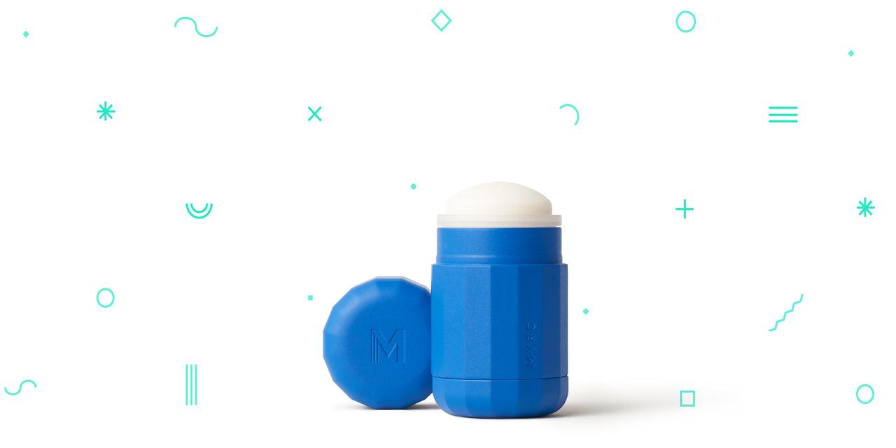 Myro - Natural Deodorant, Big Dipper, Lavender and Bergamot