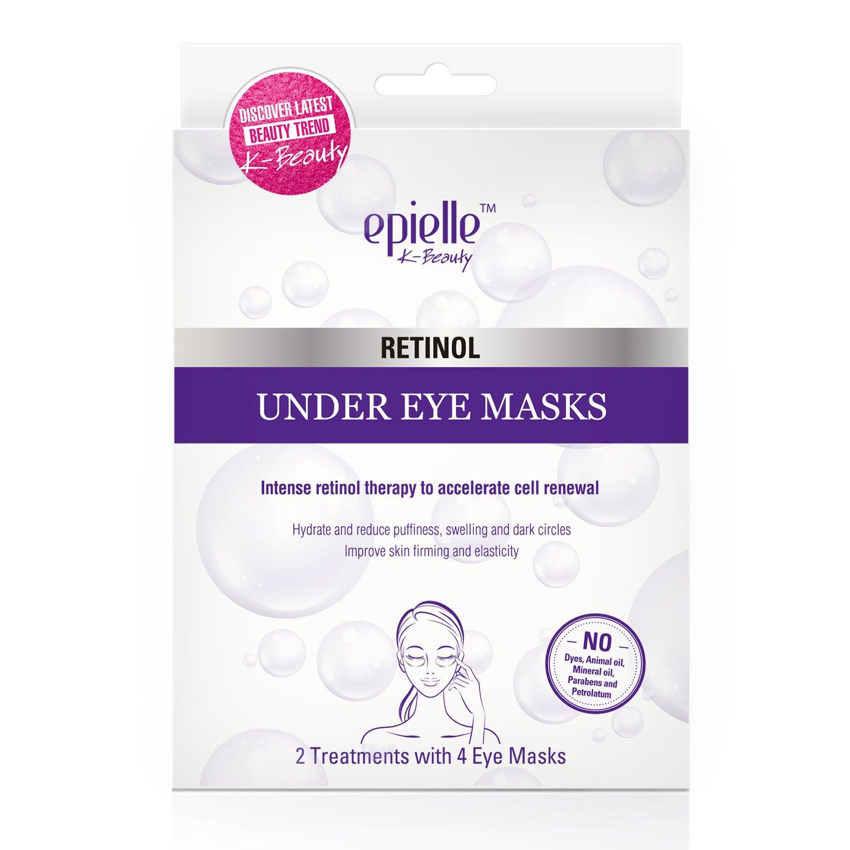 Epielle - Retinol Under Eye Mask