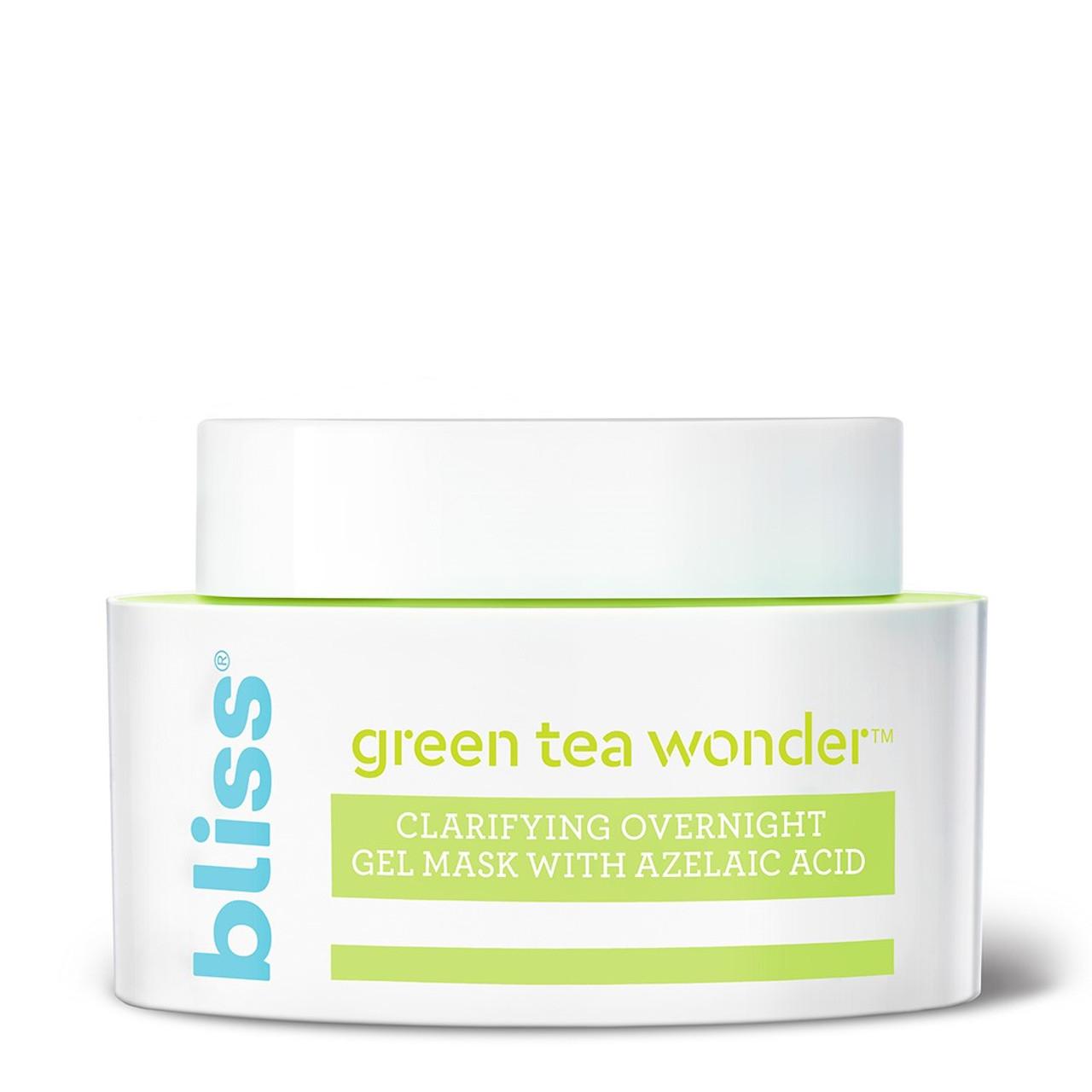 null - Green Tea Wonder Mask