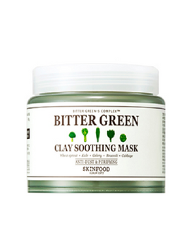 SkinFood - Bitter Green Clay Soothing Mask