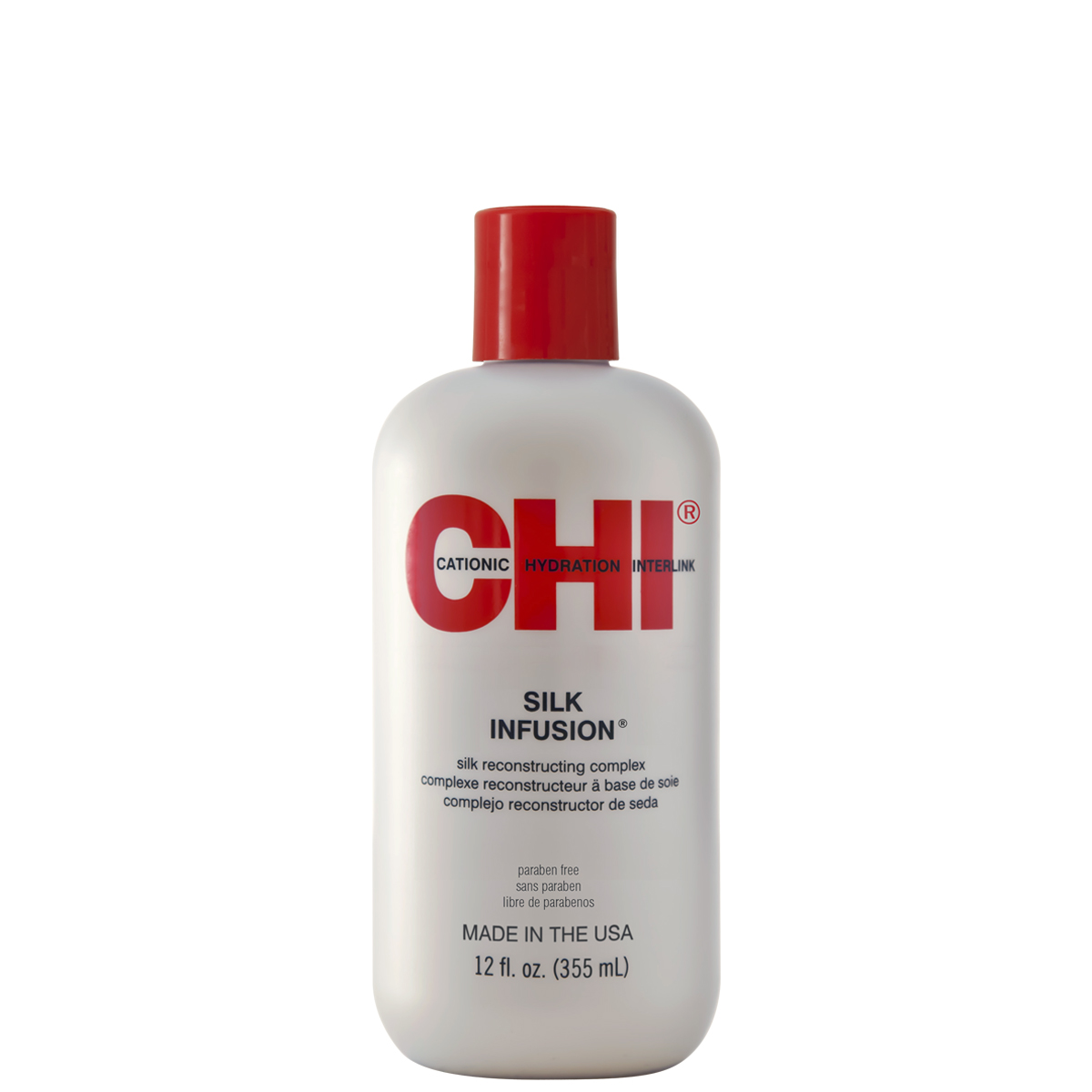 null - CHI Silk Infusion