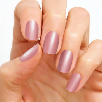 Color Street - Nail Polish Strips, Manchester Mauve