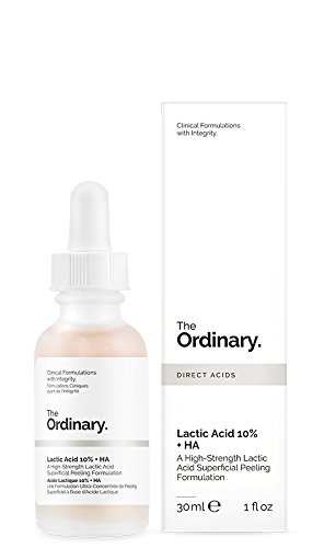 The Ordinary - Lactic Acid 10% + HA 2%