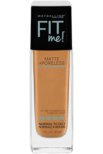Maybelline New York - Fit Me Matte + Poreless Liquid Foundation