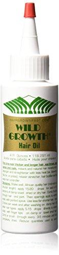 Wild Growth - Hair Oil