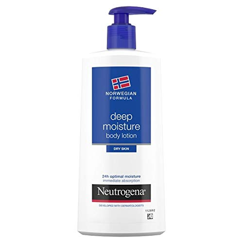 Neutrogena - Norwegian Formula Deep Moisturizer Body Lotion