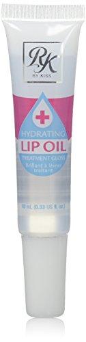 Ruby Kisses - Hydrating Lip Oil Treatment Gloss, Clear