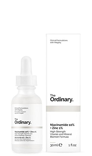 The Ordinary - Niacinamide 10% +Zinc 1%